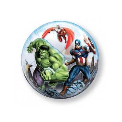 22 Inch Single Bubble Marvel Avengers 1Ctp Foil Bag balloon