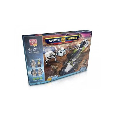 Blocktech - Space Galactic Assualt 233Piece