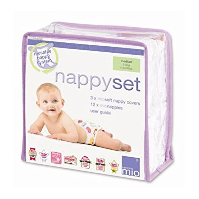 Bambino Mio Nappy Sets (Medium)