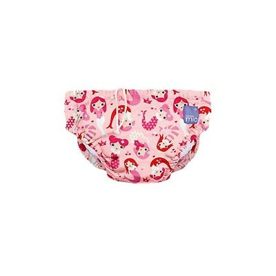 Bambino Mio Swim Nappy Mermaid Small