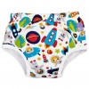 Bambino Mio Train Pants 18-24M Outer Space