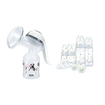 Nuk Breastpump Bundle