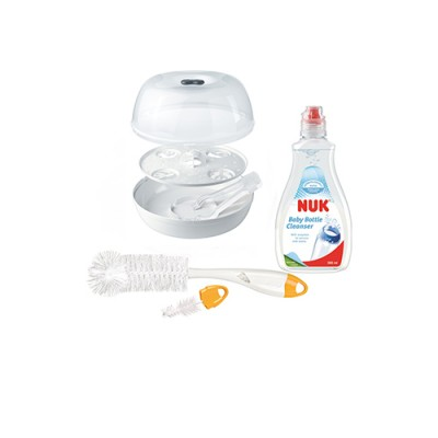 Nuk Cleaning Bundle
