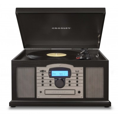 Crosley Troubador 7-In-1 Entertainment Centre