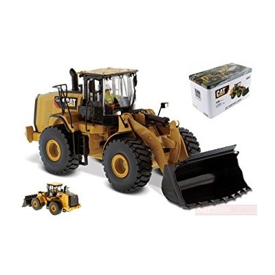 Diecast Masters 1/50 Cat 966M Wheel Loader Hl
