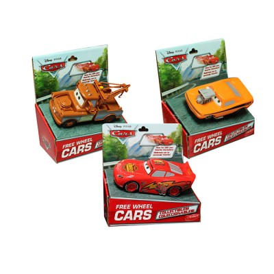 Cars - Free Wheel Assorted 13Cm