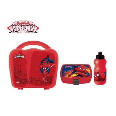 Spidey Go Wave Junior Lb And Astro Bottle