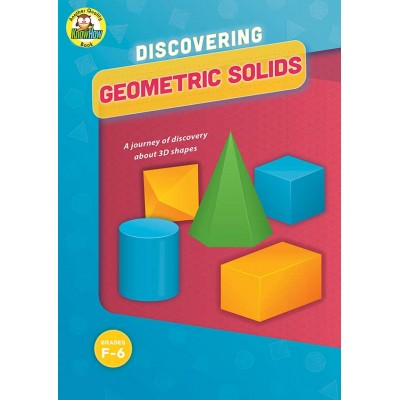 TFC - Discovering Geometric Solids 48Pgs