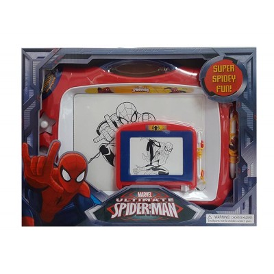 Magnetic Drawing Board+Add Value - Spiderman