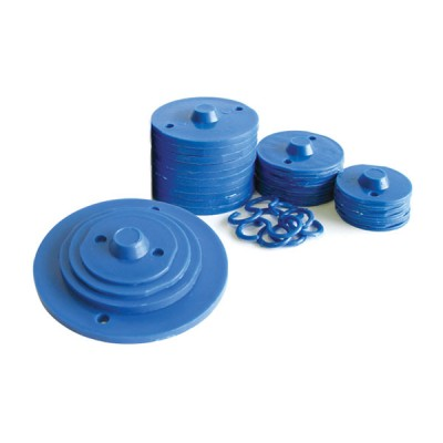 TFC - Weights Plastic Stacking 40P
