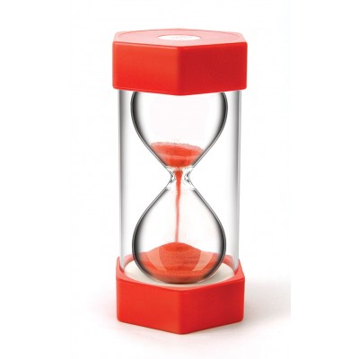 TFC - Sand Timer Giant 30 Second  -  Red 1P
