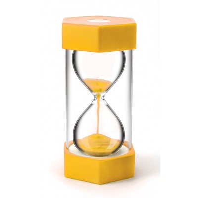 TFC - Sand Timer Giant 3 Minutes  -  Yellow 1P