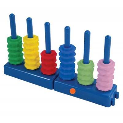 TFC - Place Value Abacus Set Decimal 56P