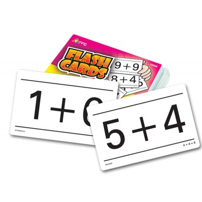TFC - Flash Cards  -  Addition 55P