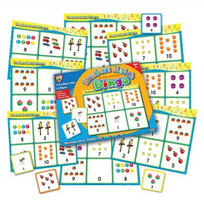 TFC - Bingo Numbers Match 57P