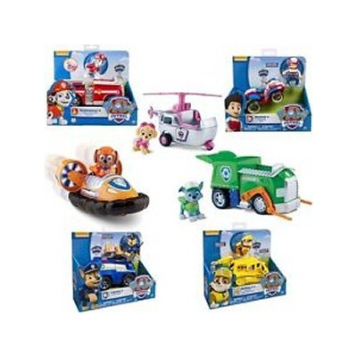 Paw Patrol Basic Vehicle N Pup