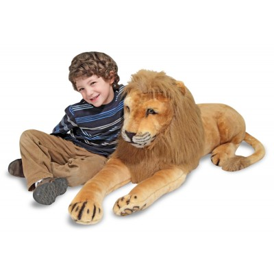 Melissa & Doug Lion Plush