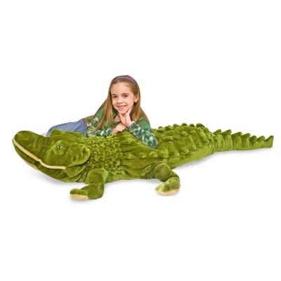 Melissa & Doug Alligator Plush