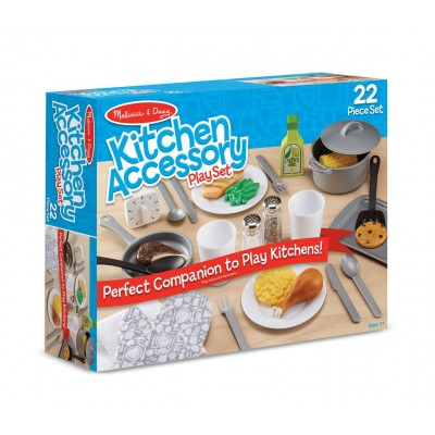 Melissa & Doug Kitchen Accessory Set - Not Wood