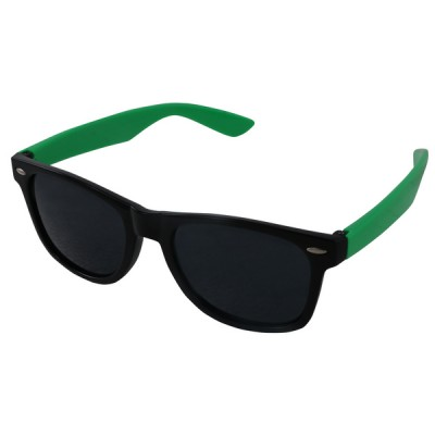 Drifter Sunglasses Black And Green