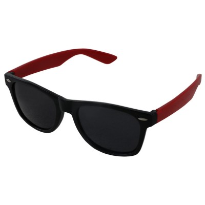 Drifter Sunglasses Black And Red