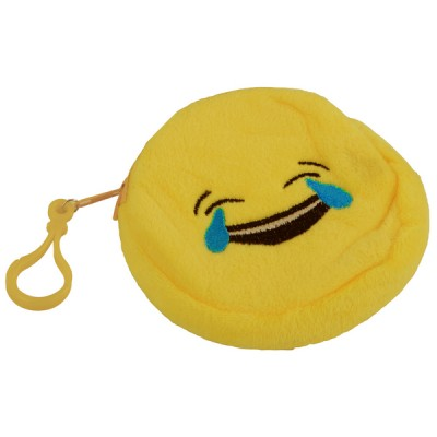 Emoji Purse - Tears Yellow