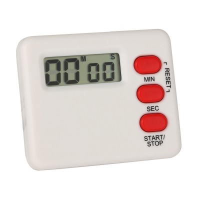 Countup And Countdown Timer White