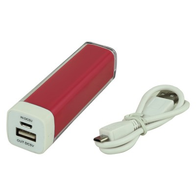 Power Bank Red