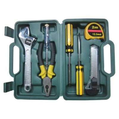 Diy Tool Box [8-Piece] Green