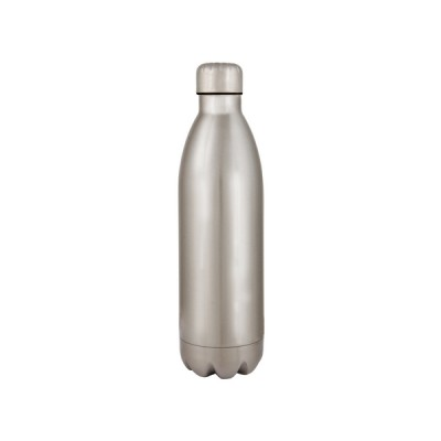 24Hr Flask 1Ltr Silver