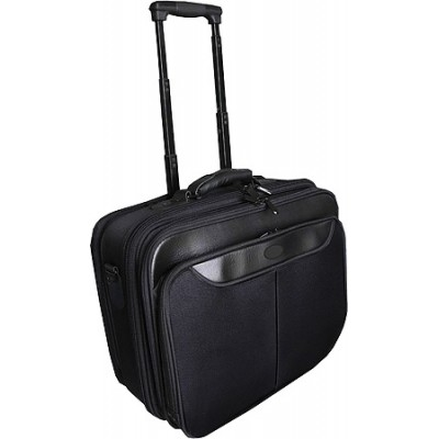 Trolley Laptop Bag Black
