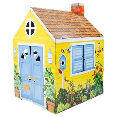Melissa & Doug Cardboard Structure - Cottage