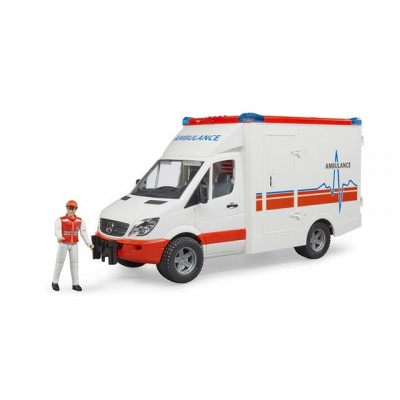 Mercedes-Benz Sprinter Ambulance with driver