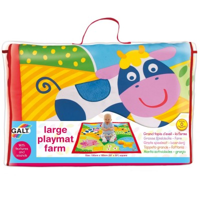 Galt Large Playmat – Farm