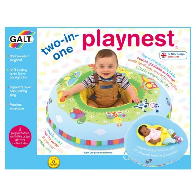 Galt Playnest, Two-in-One