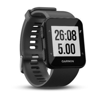 Garmin Forerunner 30 GPS watch Slate Grey