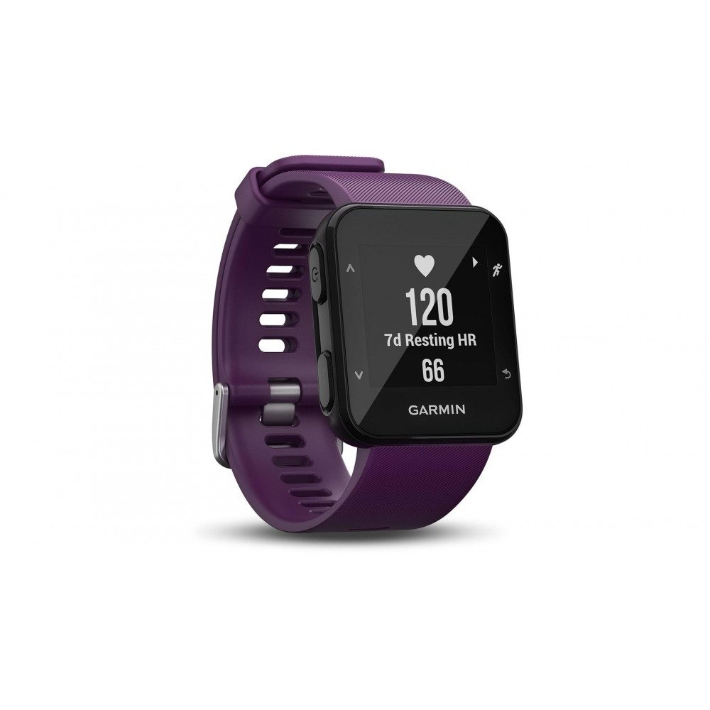 Garmin Forerunner 30 GPS watch Amethyst purple