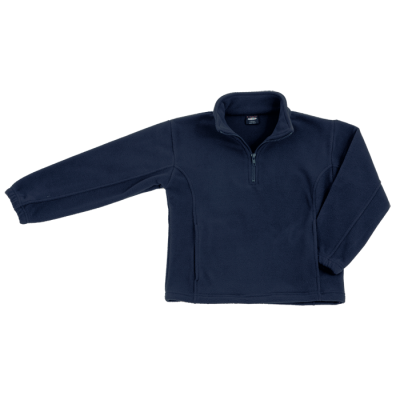 Kiddies Essential Micro Fleece Navy Size 7 to 8