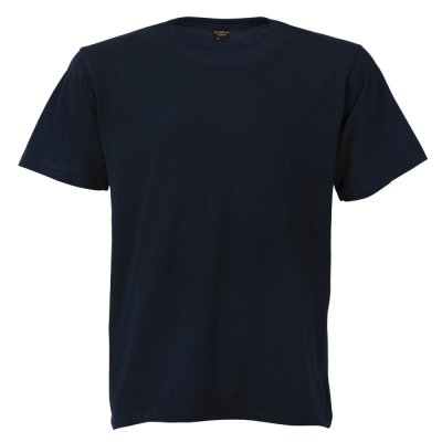 145G Kiddies Crew Neck T-Shirt Navy Size 13 to 14
