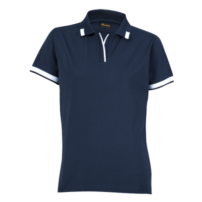 Ladies Matrix Golfer Navy/White Size 4XL