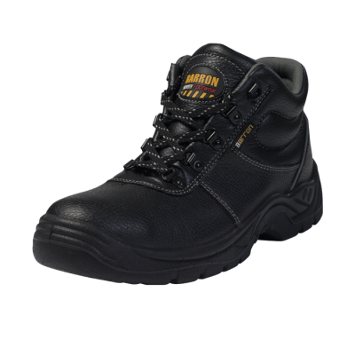 Barron Defender Safety Boot Black Size 6