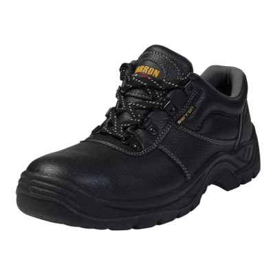 Barron Armour Safety Shoe Black Size 7