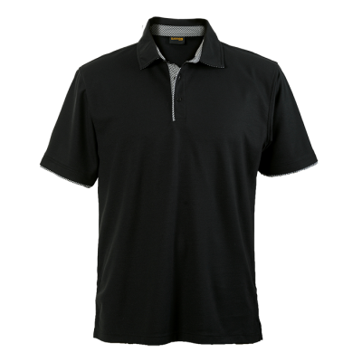 Mens Pulse Golfer Black Size 5XL