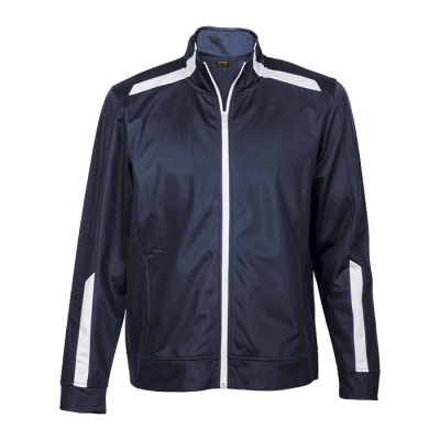 Traction Jacket Navy/White Size 3XL