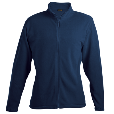 Ladies Hybrid Fleece Navy Size XS
