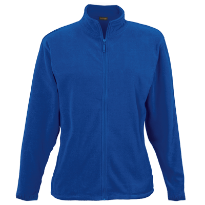 Ladies Hybrid Fleece Royal Size 3XL