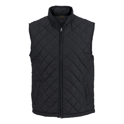 Mens Michigan Bodywarmer Black Size 2XL