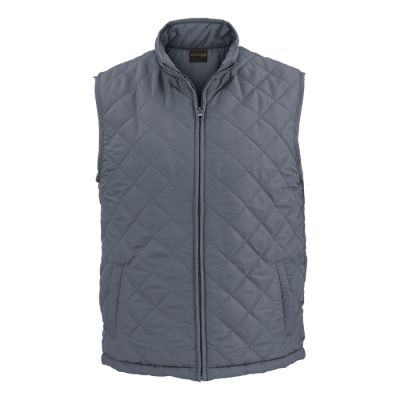 Mens Michigan Bodywarmer Steel Grey Size 2XL
