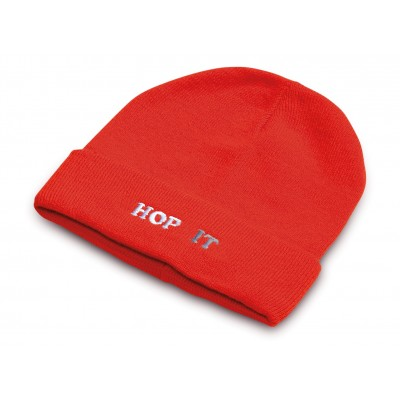 Us Basic Colorado Beanie Red