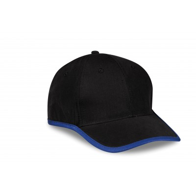 Us Basic Soho 6 Panel Cap Blue